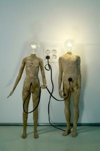 Sculpture by Stephen Shaheen